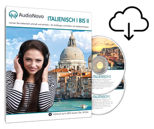 AudioNovo Italienisch I-II - Download