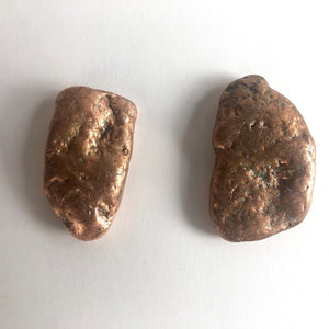 COPPER FREEFORM NUGGETS - Chi for Healing