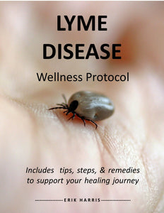 LYME DISEASE - WELLNESS GUIDE - Chi for Healing