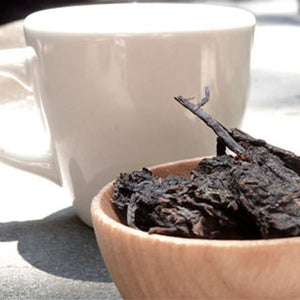 PUER TEA - Chi for Healing