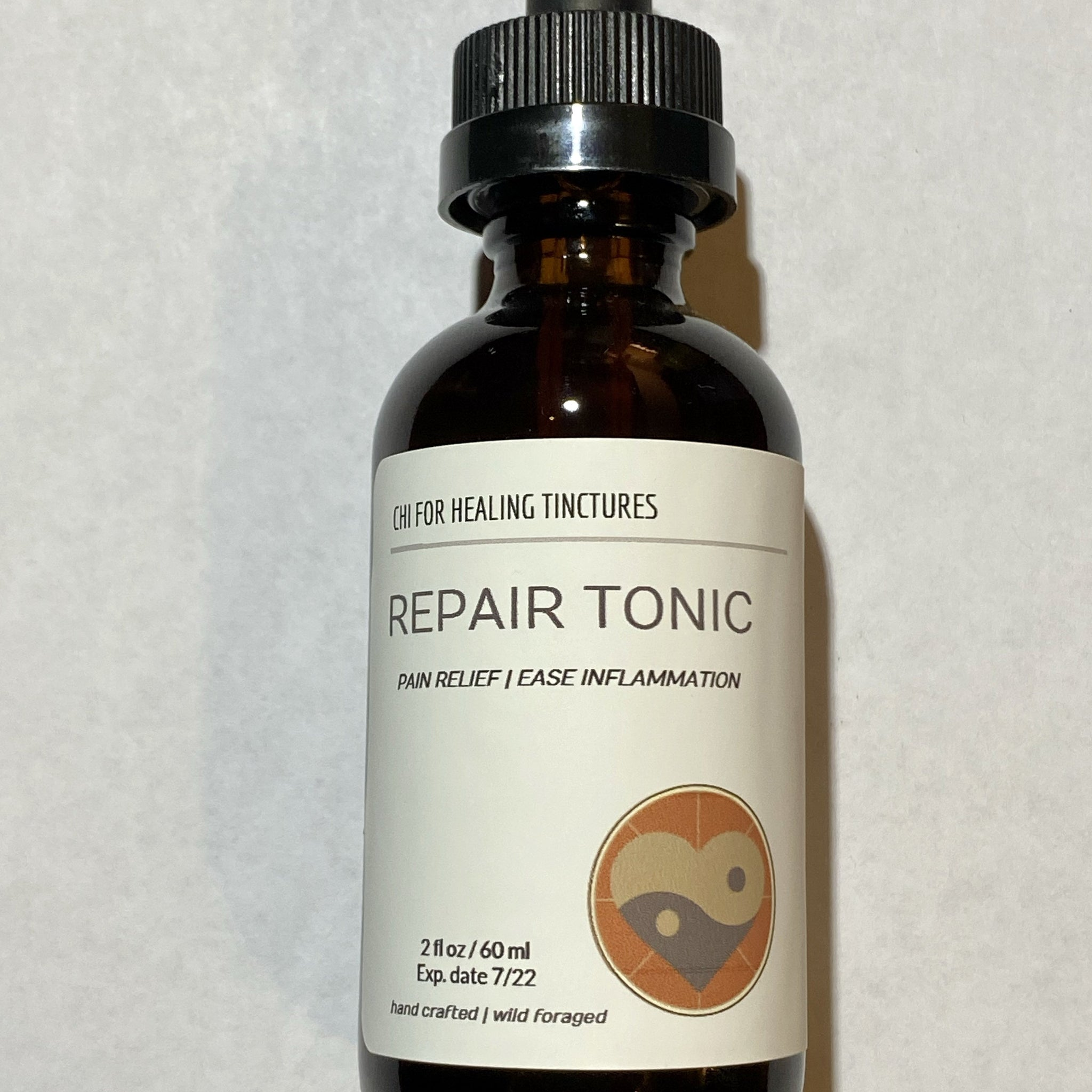 Repair Tonic Tincture for Pain - Chi for Healing