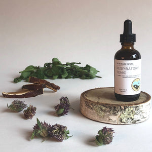 RESPIRATORY TONIC - TINCTURE - Chi for Healing
