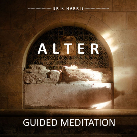 SACRED ALTER - GUIDED MEDITATION - Chi for Healing