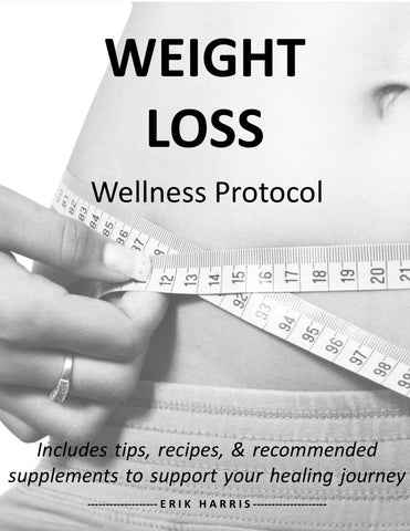 WEIGHT LOSS - WELLNESS GUIDE - Chi for Healing