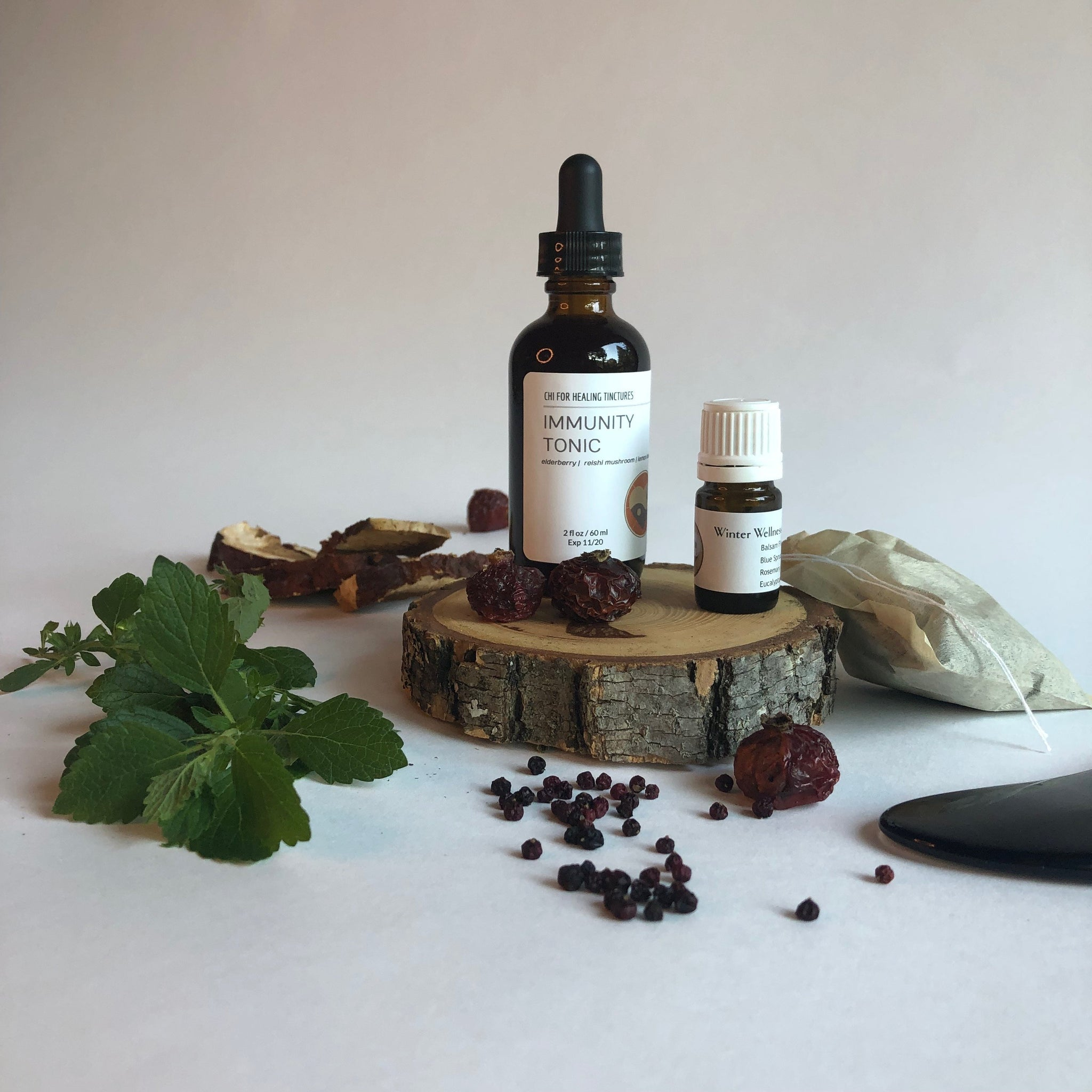 WINTER WELLNESS KIT - Chi for Healing