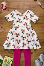 Load image into Gallery viewer, The Clementine Twirly Dress - PDF Sewing Pattern 2T - 10 Kids