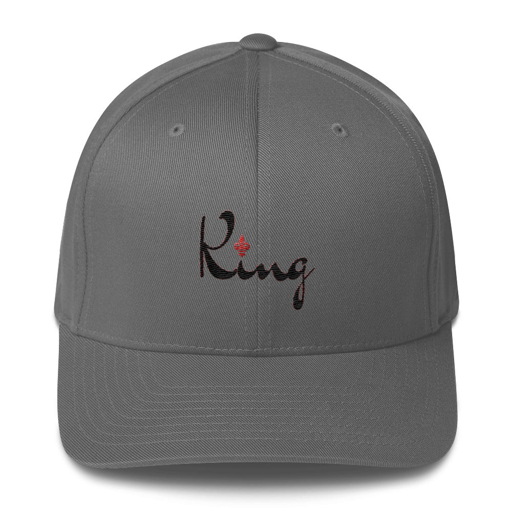 Black King - Structured Twill Cap