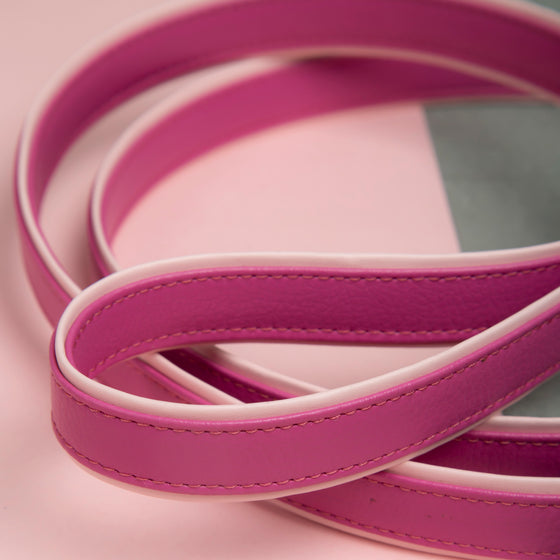 Cotton Candy Swirl Leash