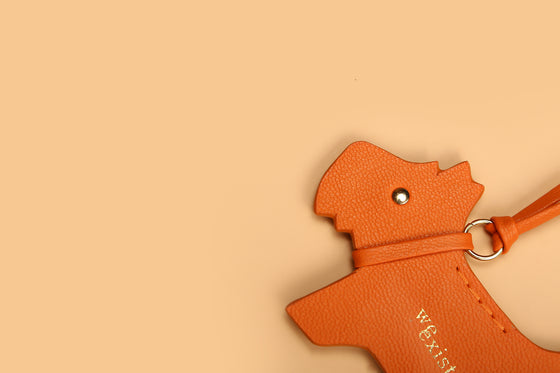 Sunkissed Orange Bag Tag