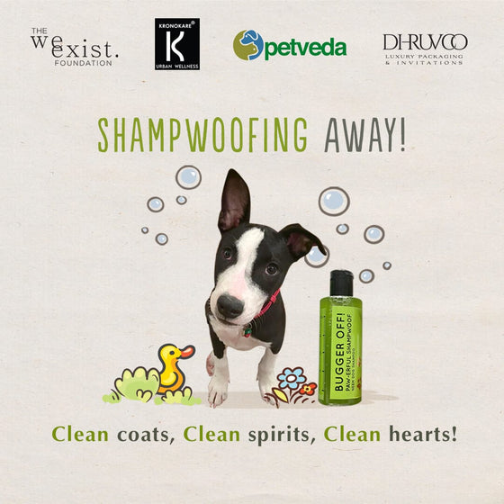 'Shampwoof' Dog Shampoo - 200ml