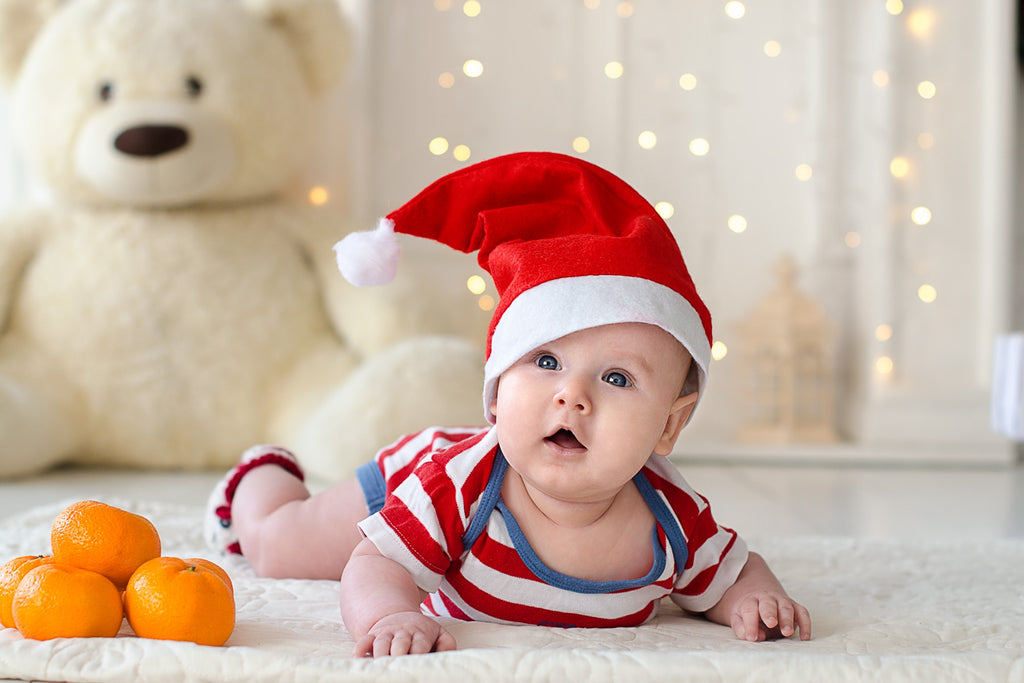 10 Christmas Gift Ideas For Babies 0-3 Months