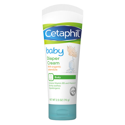Cetaphil Baby Diaper Cream With Calendula
