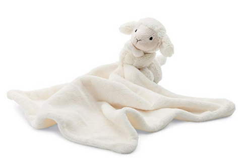 Lamb Security Blanket - Christmas Gifts for Baby