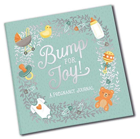 bump for joy pregnancy journal - baby shower gifts