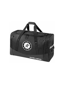 "Black Stars Bauer ""Player"" Team Bag With Embroidered Black Stars Circle Logo"
