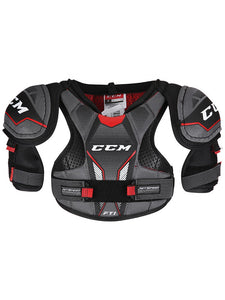 CCM Jetspeed FT1 Youth Shoulder Pads 2018