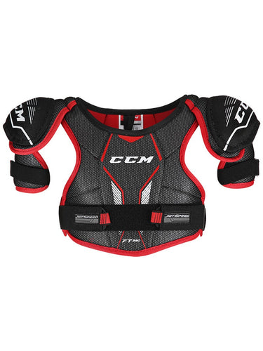 CCM Jetspeed FT350 Youth Shoulder Pads 2018