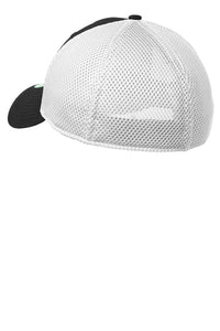 Sabercats New Era® - Youth Stretch Mesh Cap with Embroidered Sabercats Logo (NE302)