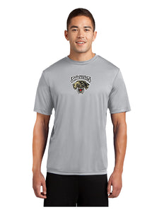 "Sabercats Sport-Tek®  Official ""Dry Land Training"" Tee With Screen Printed Sabercats Logo (ST350)"