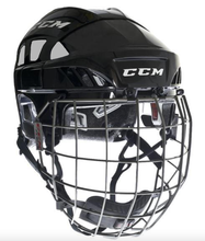 Load image into Gallery viewer, CCM Fitlite FL80 Helmet Combo