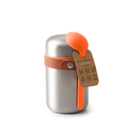 Reusable Food Flask- Zero Waste, Nontoxic, & Eco-friendly