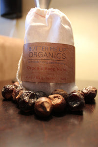 Organic Soap Nuts-All Natural Laundry Soap- Eco-friendly, Nontoxic, Zerowaste