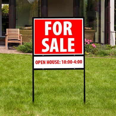 Real Estate Sign  24