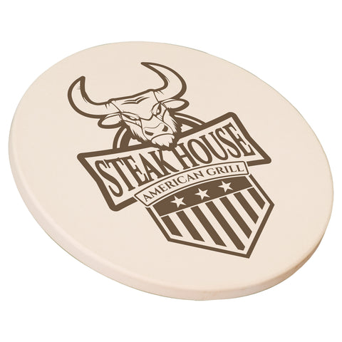 Full Color Costume Sandstone Coaster