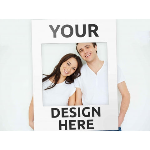 "Custom Selfie Board - Social Media Frame 24""x 36"""