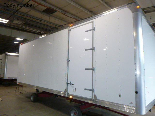 Dry Freight Body - DFB26109096