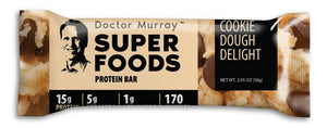 Whey Protein Combo Pack - Box of 12 Protein Bars