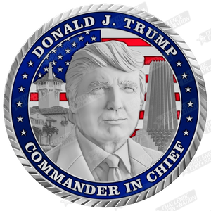 Challenge Coin Nation's Appeal to President Trump to #MakeChallengeCoinsGreatAgain