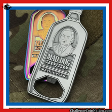 "General ""Mad Dog"" Mattis 2020 Challenge Coin"