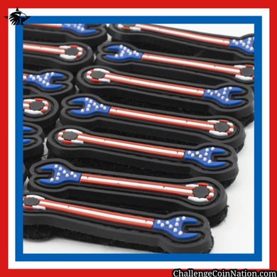 Patriot Wrench 3D PVC