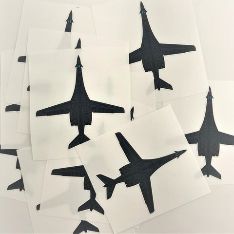B-1 Bomber Stickers