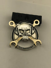 Maintainer Nation Challenge Coin & Bottle Opener