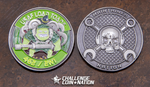 Load Toad Challenge Coin