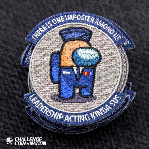 Air Force Imposter Patch
