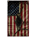 US Army MH-47 Chinook Helicopter Colorized Display USA Military Flag