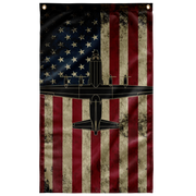 C-130 Colorized Display Flag