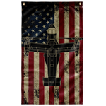 V-22 Osprey Colorized Display Flag
