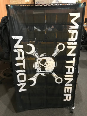 Maintainer Nation Flag