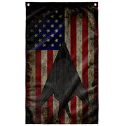 F-117 Nighthawk Colorized Flag
