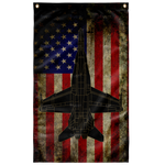 F-18 Colorized Flag