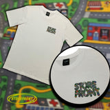 "The Storefront ""Roadmap"" Tee (White)"