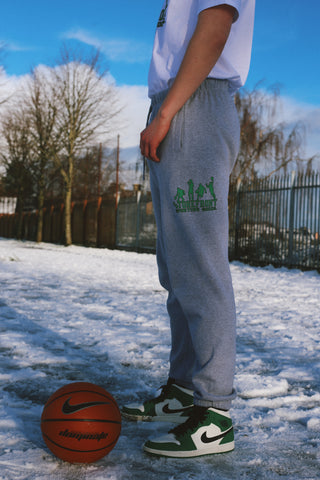 "Storefront ""Ballas"" Sweatpants (Grey)"