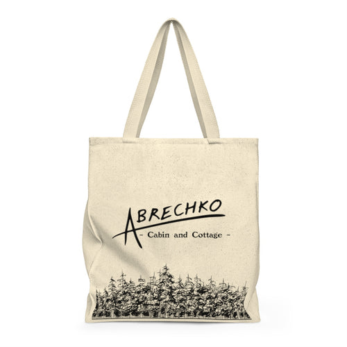 ABrechko Cabin and Cottage Tote
