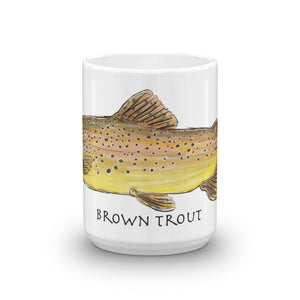 Brown Trout Mug