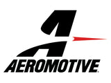 Aeromotive Adjustable Regulator Billet EFI Bypass - (2) -6 Inlets/(1) -6 Return - Black