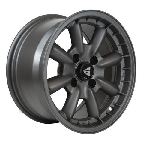 Enkei Compe 15x8 0mm Offset 4x114.3 Bolt Pattern 72.6mm Bore Dia Matte Gunmetal Wheel